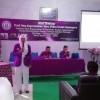 Kegiatan Mini seminar Gelombang 1 Prodi S1 Keperawatan hari kedua