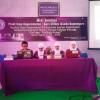 Kegiatan Mini Seminar Gelombang 1 Prodi S1 Keperawatan Hari Pertama