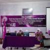 Kegiatan Mini Seminar Gelombang 2 Prodi S1 Keperawatan Hari pertama