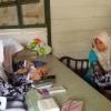 Kunjungan Pengkajian Fisik Keluarga Binaan Oleh Mahasiswa STIKes ICSada Bojonegoro, Kelompok 1 Kunjungan Kedua