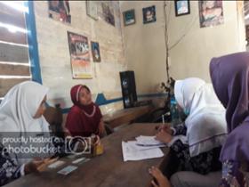 Kunjungan Pengkajian Fisik Keluarga Binaan Oleh Mahasiswa STIKes ICSada Bojonegoro, Kelompok 2 Kunjungan Pertama