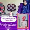 Sukses dalam berkarir : Inilah alumni kampus ungu yang bekerja di Rumas Sakit Surabaya