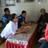 Kunjungan SKK Migas Jabanusa,Pusat Serta Sahabat Pertamina Kampus Ungu Ke KABI Desa Ngampel