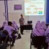"Kampus ungu, bedah buku SLKI "" standar luaran keperawatan indonesia"""