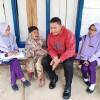 Keluarga Binaan : Kunjungan KaBi Semester III-A Kelompok 2
