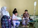 Hari Pertama Ujian Stase maternitas Ners di RSUD Soeprapto Cepu