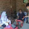 Mahasiswa Kampus Ungu Laksanakan Praktik Keperawatan Jiwa
